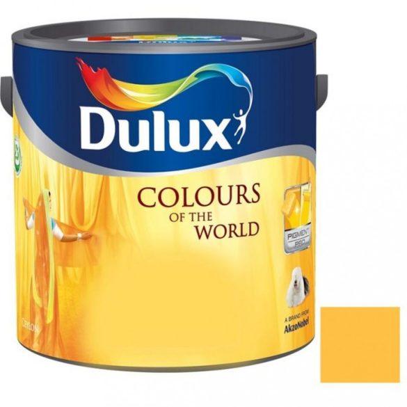 Dulux A Nagyvilág színei Tüzes Curry 2,5L
