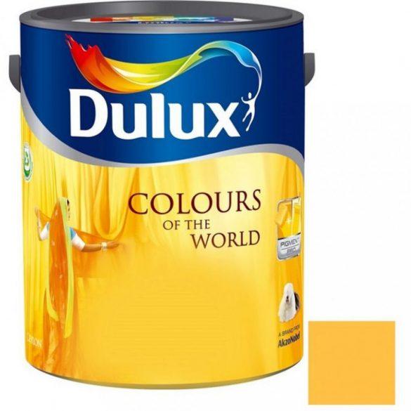 Dulux A Nagyvilág színei Tüzes Curry 5L