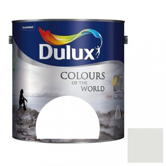 Dulux A Nagyvilág színei Csillogó hómező 5L