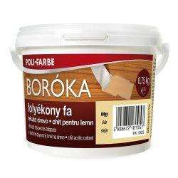 Poli-Farbe Boróka Folyékony Fa Tölgy 200g