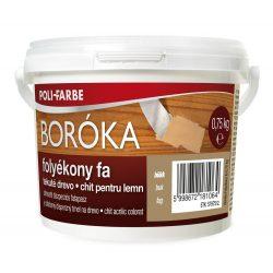 Poli-Farbe Boróka Folyékony Fa Bükk 750g