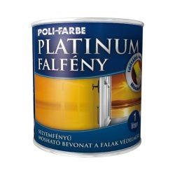 Poli-Farbe Platinum Falfény Színtelen 1L