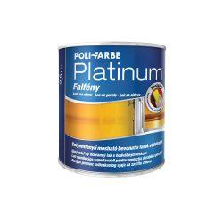 Poli-Farbe Platinum Falfény Színtelen 2,5L