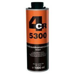 4CR 5300 Üregvédő Barna 1L