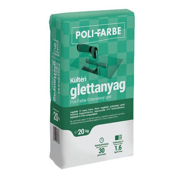 Poli-Farbe Kültéri Glettanyag 5kg