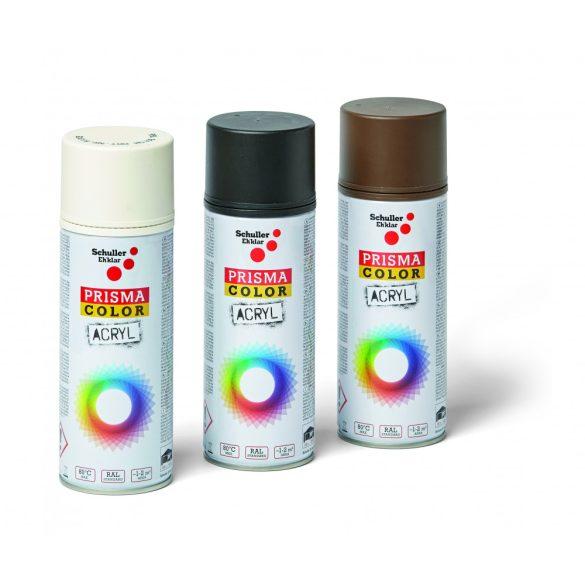 Schuller Prisma Color RAL 3000M, 400ml, tűzpiros matt