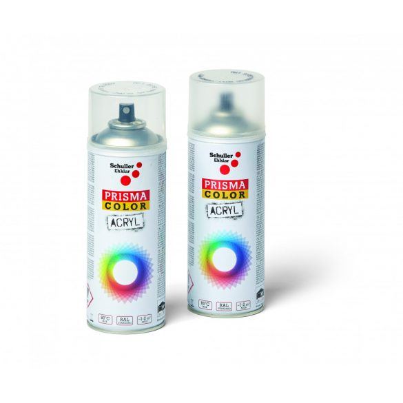 Schuller Prisma Color transparentM, 400ml, színtelen matt