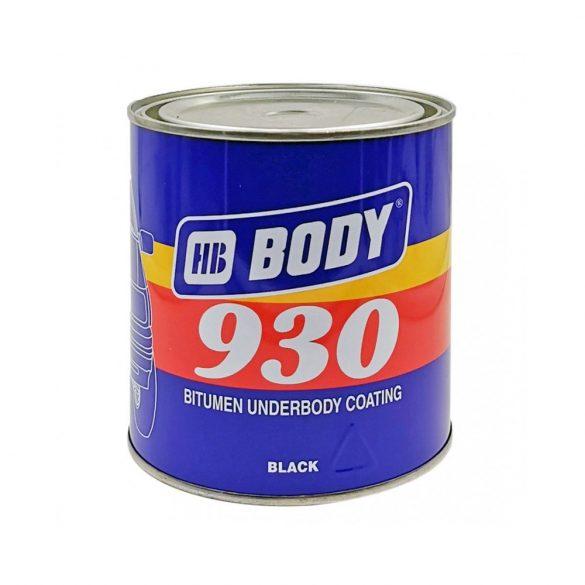 Body 930 alvázvédő fekete 1kg