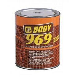 BODY 969 1K korróziógátló alapozó barna 1kg