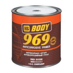BODY 969 1K korróziógátló alapozó barna 5kg