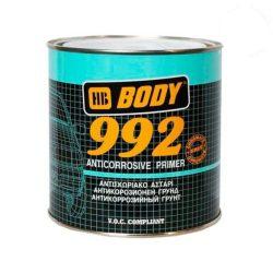 BODY 992 1K korróziógátló alapozó fekete 5kg