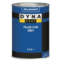 Dyna Filler 4100 - Alapozó, töltőalapozó szürke 0,8L