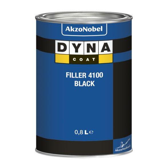 Dyna Filler 4100 - Alapozó, töltőalapozó fekete 0,8L