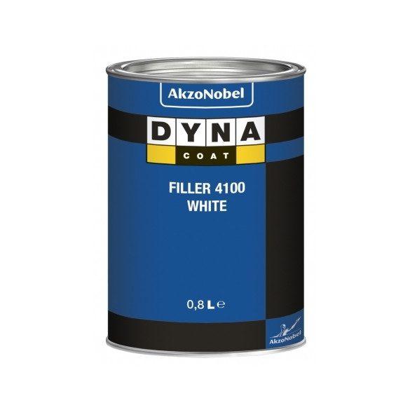 Dyna Filler 4100 - Alapozó, töltőalapozó fehér 0,8L