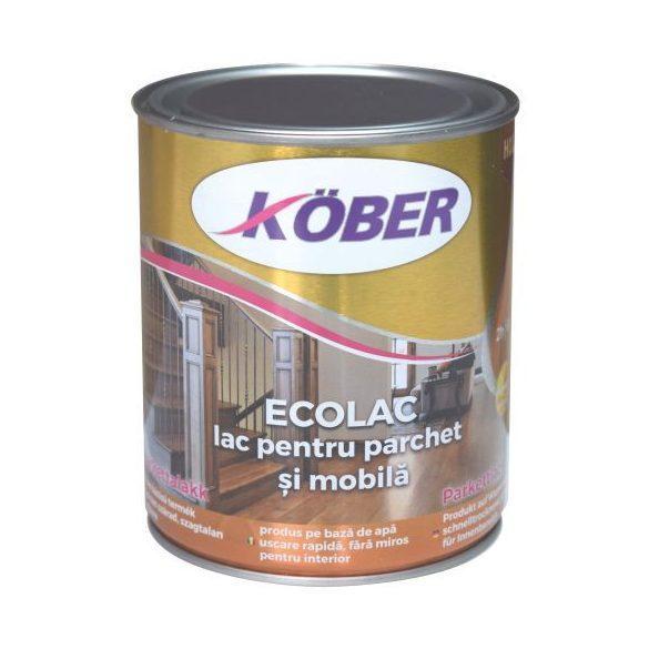 Köber Vizes parketta- és bútorlakk - selymes 0,75L