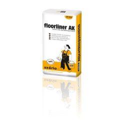 Széria Floorliner AK önterülő aljzatkiegyenlítő 25kg