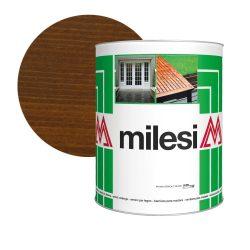 Milesi Classic viaszos vékonylazúr - közép dió XGT 608 5L