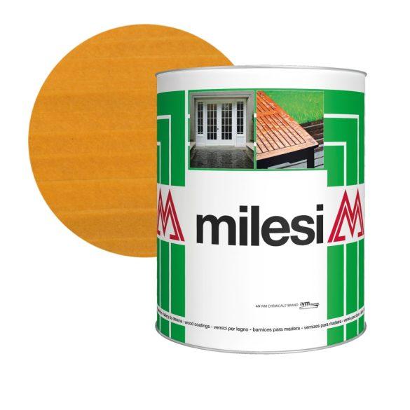Milesi Classic viaszos vékonylazúr - tölgy XGT 609 5L