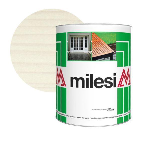 Milesi Classic viaszos vékonylazúr - fehér szín XGT 6100 1L