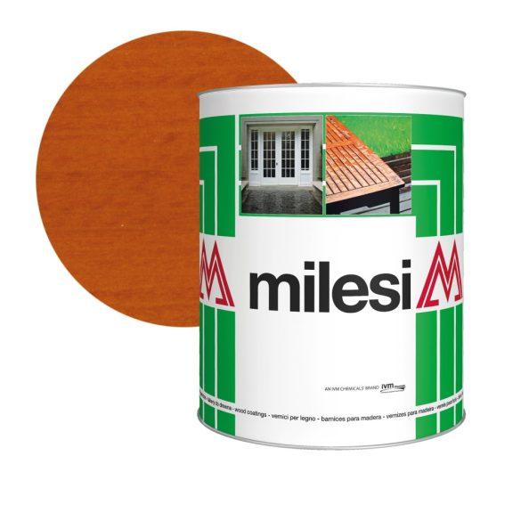Milesi Classic viaszos vékonylazúr - teak XGT 612 5L