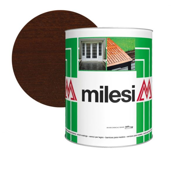 Milesi Classic viaszos vékonylazúr - mahagóni XGT 618 5L