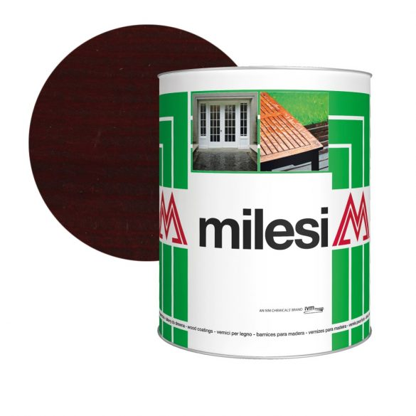 Milesi Classic viaszos vékonylazúr - vörös mahagóni XGT 6187 5L
