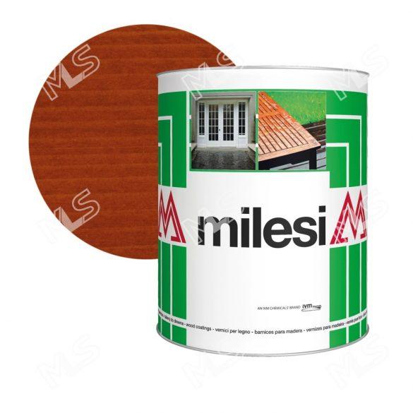 Milesi Teak színű, biociddal kezelt impregnáló XHT 12 1L